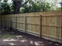 Privacy Fence Project